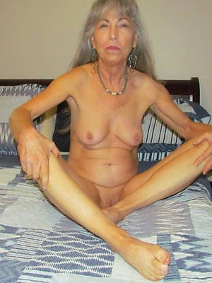 horny old ladies stripped