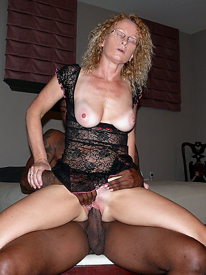 homemade mature women interracial