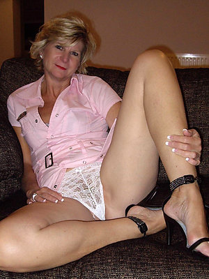 fantastic of age ladies legs