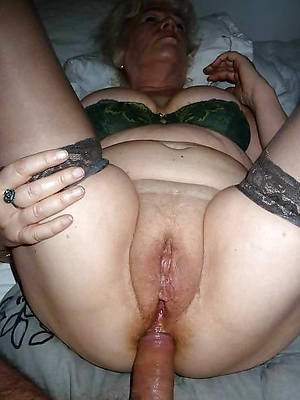 grown-up anal pussy posing scant
