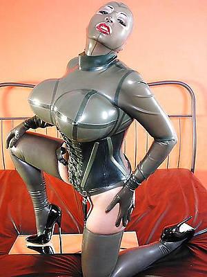 beautiful horny mature latex pics