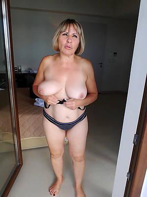 sweet mature tits perfect body