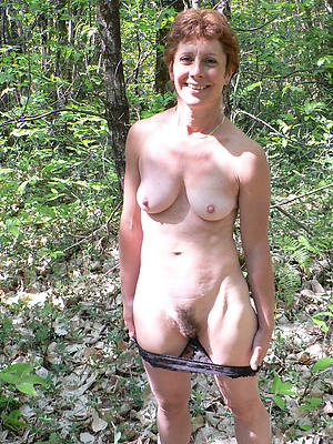 pornstar untrained mature wife outdoors