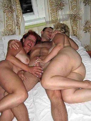 hotties mature milf threesome porn photos