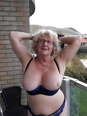 real old mature granny pics