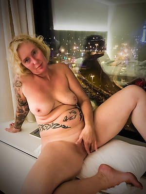 naked tattoed old women good hd porn