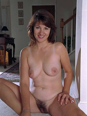 sexy unshaved nude women stripped