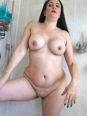 porn pics be fitting of sexy mature nude shower