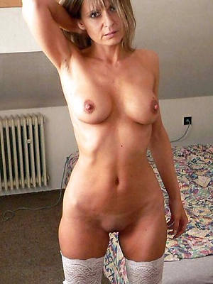 naked european mature perfect body