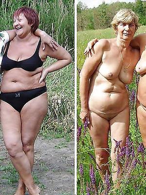hotties amateur mature dressed undressed images