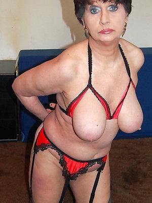 crazy sexy mature lingerie pics