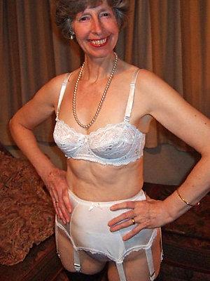 beautiful grown up amateur lingerie
