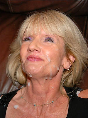 mature facials homemadexxx