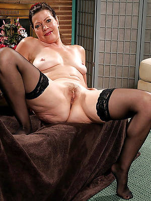stocking matures mom porn