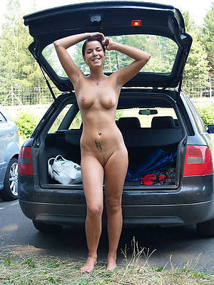 naked mature girl perfect body