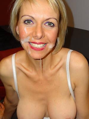 free porn pics of mature cum facials