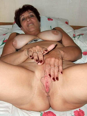 porn pics of sexy grown-up woman masturbating