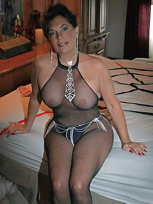 mature in nylon total body