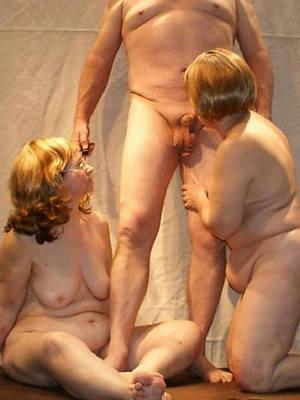 grown-up amateur triumvirate porn photos