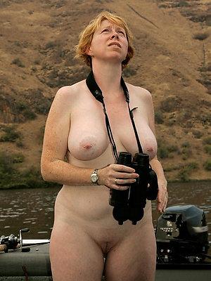 fantastic mature nude alfresco pics