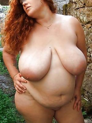 sweet nude chubby mature free nude pics
