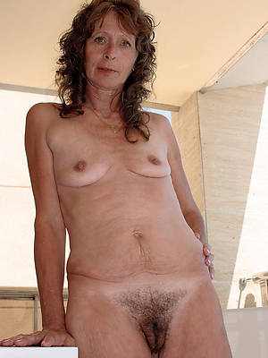 unshaved mature women hot porn pic