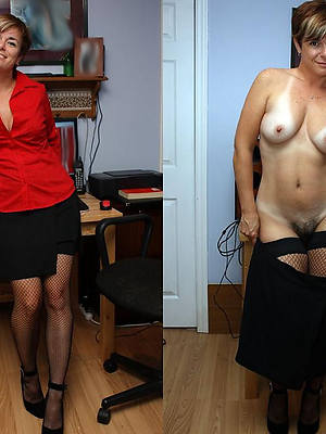 moms dressed and undressed porno pictures