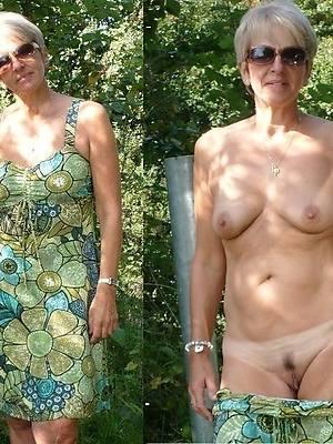 naked mom dressed undressed