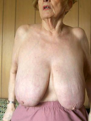 free porn pics of granny saggy tit