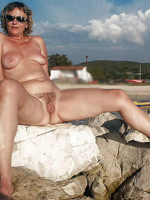 mature nude beach images