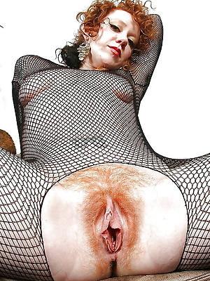 curvy mature redhead pussy pics