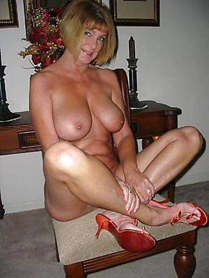 horny mature in heels