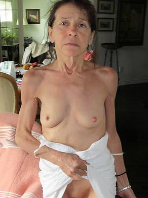 skinny mature women nude pics