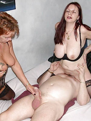mature bisexual threesomes porn