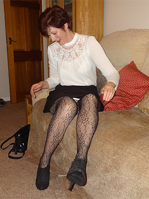 erotic mature milfs in pantyhose
