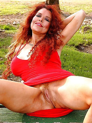 slutty naked redheaded women