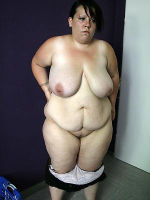 naughty column with saggy boobs
