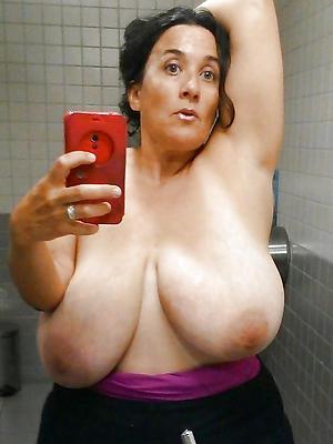 beautiful mature sexy selfies