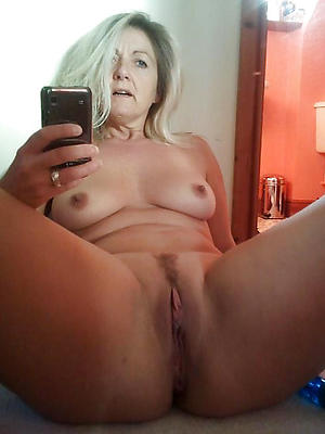 Amusing Mature selfie nude think