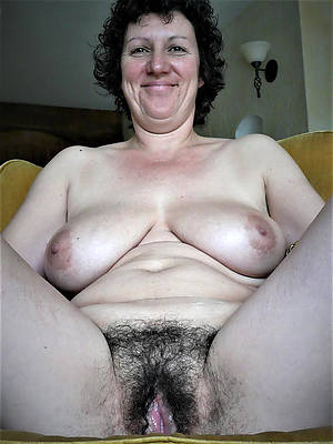 nasty unshaved mature pussy