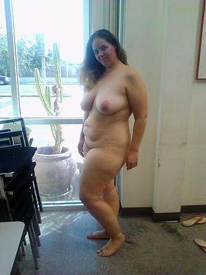 beautiful chubby mature housewife