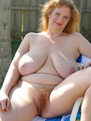 ugly mature redhead wife