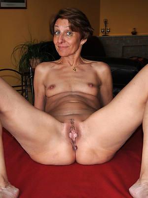really naked mature skinny women
