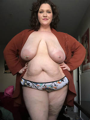 mature and thick