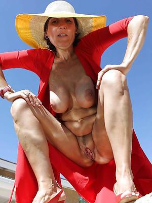 hd horny 50 year venerable women
