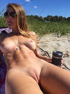 horny mature first of all beach