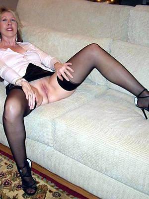 petite mature stockings thumbs