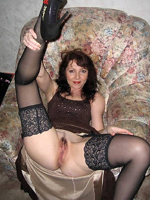 stockings unaffected by matures pics