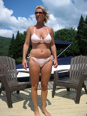 naff mature in bikini pics