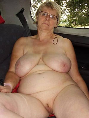 naked pics be fitting of patriarch granny mature